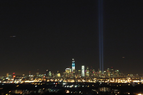 9/11 Reminds Us of Another City That Is To Come