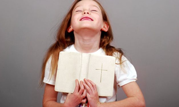 Liturgy for Everyday Life–A Lesson from Parenting