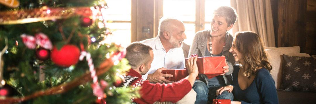 Four Ways To Restore Your Christmas Spirit!