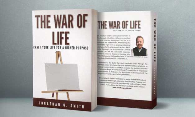 The War of Life Book