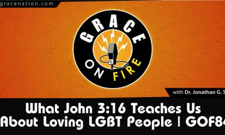 What John 316 Teaches Us About Loving LGBT People | GOF84