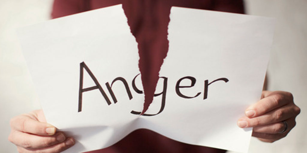 Giving Up My Right To Be Angry